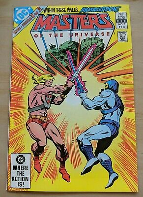 $14.95 • Buy DC Comic Masters Of The Universe Within These Walls... Armageddon! No. 3 Of 3 NM