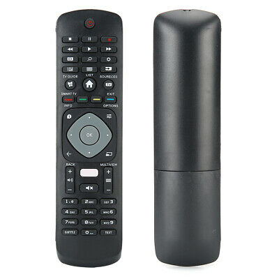 £6.67 • Buy TV Remote Control Big Button Universal ABS Television Remote Controller For