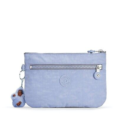 Kipling Purse Pouch NESS Cosmetic Bag TIMID BLUE C  • 15.99£