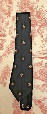 Rare Commemorative Silk  Tie Charles And Diana Wedding Rendell And Son London • 15£