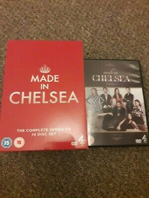 Made In Chelsea Boxsets • 4.99£