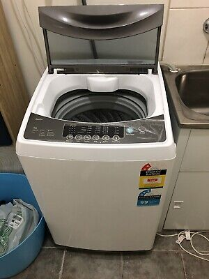 AU1 • Buy Essato ETLW7 7kg Top Load Washing Machine, Good Condition, Pick Up Only Hoppers