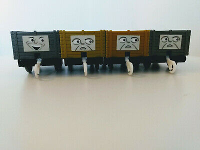 Thomas & Friends Trackmaster Bundle Of 4 Troublesome Trucks • 3.50£
