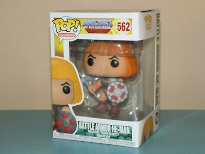 $12.95 • Buy Funko Pop Television Masters Of The Universe Battle Armor He-Man #562 MIB