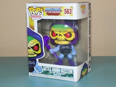 $22.95 • Buy Funko Pop Television Masters Of The Universe Battle Armor Skeletor #563