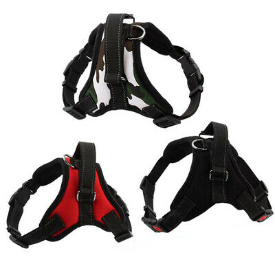 AU19.99 • Buy Dog Harness High Quality Nylon K9 For All Size Dogs (1 Pcs)