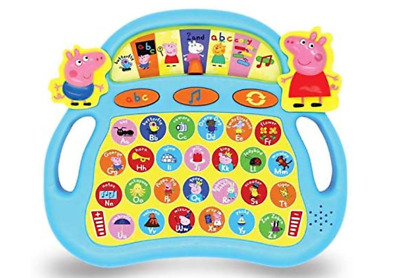 Peppa Pig PP03 Laugh And Learn Alpha-phonics Toy • 14.99£