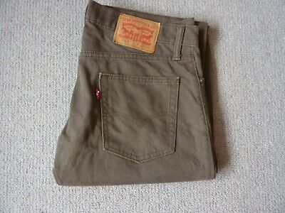 Levi 514 Cord Jeans Mens 32 X 30 New  • 4£