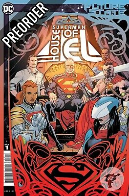 Future State: Superman: House Of El #1 Cover A DC Comics PREORDER SHIPS 24/02/21 • 6.35£