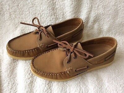 Yachtsman By Seafarer Ladies Winter Shoes Size 7 / 40 - VGC • 5.45£