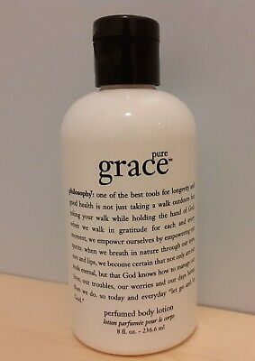 Philosophy Pure Grace Perfumed Body Lotion 236.6ml New • 9.99£