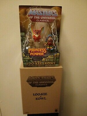 $130 • Buy Masters Of The Universe Classics Loo-kee & Kowl Sealed Free Shipping!