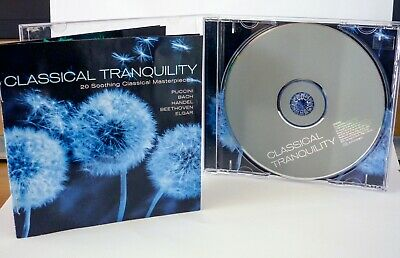 Classical Tranquility CD • 2£