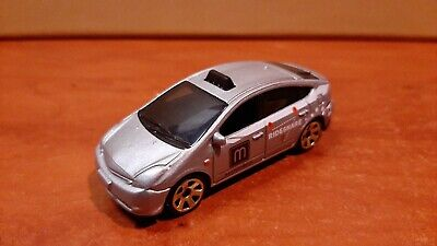 Toyota Prius Taxi 2009 Hatchback Vehicle Matchbox Die-cast Car Toy 1-62 Model • 6.90£