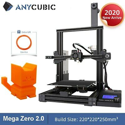 £125 • Buy NEW! Anycubic Mega Zero 2.0 3D Printer Large Printing Size Magnetic Printing Bed