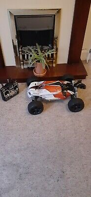 Racing Assmann Virus St 2.8 Nitro Racing ,NOT FOR CHILDREN!EXTREMELY FAST !70mph • 100£