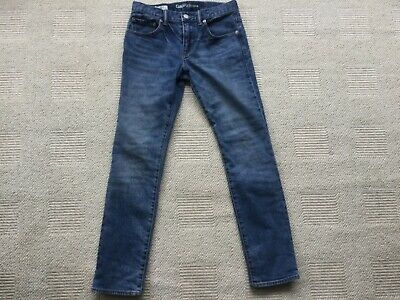 Gap Boys Skinny Jeans, Size 12 Years, Excellent Condition • 2£