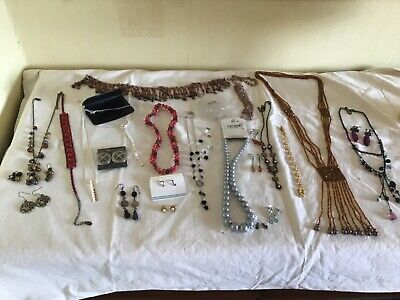 Mixed Lot Of Jewellery, Some New, 1 River Island, 1 Magnetic • 5.99£