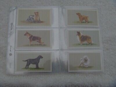 Grandee Cigarette/Cigar Cards TOP DOG COLLECTION - Set Of 25 In Sleeves • 3.50£