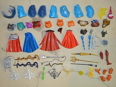 $139.95 • Buy He-Man Masters Of The Universe Classics Parts Lot Weapons Accessories MOTUC
