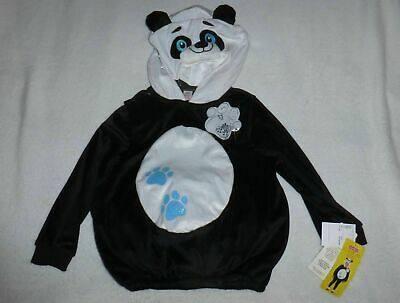 Unisex Quality Cosy Baby Panda Halloween Fancy Play Costume Outfit 3 - 4 Years • 5.99£