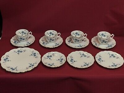 Lot Of Aynsley Tea Cup Saucer Small Plate Large Plate England Bone China Wear • 17.99£