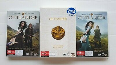 AU15 • Buy OUTLANDER : The Complete First Season Boxed  6-Disc Set