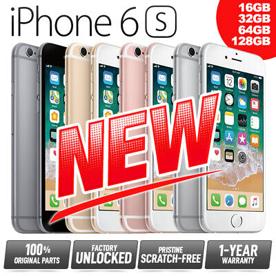 AU169.95 • Buy Pristine SIM Free Unlocked APPLE IPhone 6S 16GB 32GB 64GB 128GB AU Stock