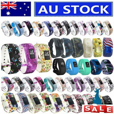 AU9.02 • Buy Replacement Band GARMIN VIVOFIT JR 2 JUNIOR Fitness Wristband Bracelet Tracker%N