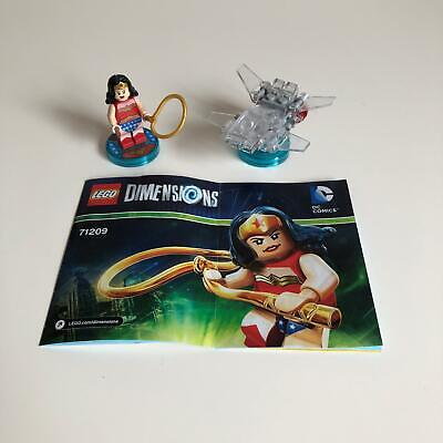AU24.99 • Buy LEGO Dimensions 71209 | DC Comics Fun Pack | Used 100% Complete