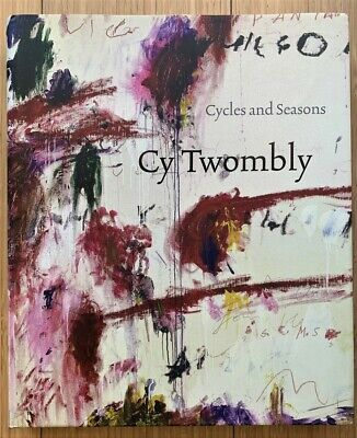 £236.42 • Buy Cy Twombly Cycles And Seasons, D.A.P. 2008,, Hardcover