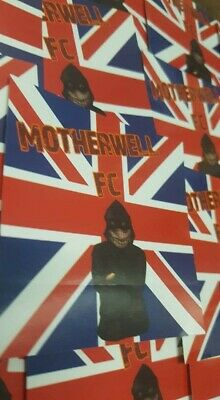 Motherwell FC 25 Pack Of Football Ultras/casuals Stickers. Britain, Scotland. • 2£