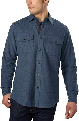 $24.99 • Buy Grizzly Mountain Men's Flannel Chamois Shirt