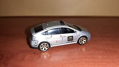Toyota Prius Taxi 2009 Hatchback Vehicle Matchbox Die-cast Car Toy 1-62 Model • 6.50£