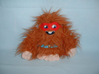 MOSHI MONSTERS SUPER FURI Cuddly Soft Plush Toy In Cape (MIND CANDY/MOSHLINGS) • 2.99£