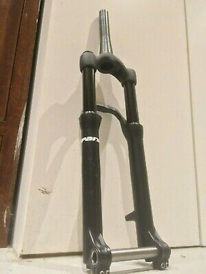 Manitou Circus Air Forks 100mm Travel Black Stanchion Used • 41£