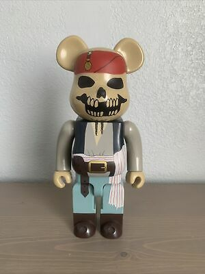 $109.99 • Buy Bearbrick 400% Pirates Of The Caribbean Limited Be@rbrick Medicom