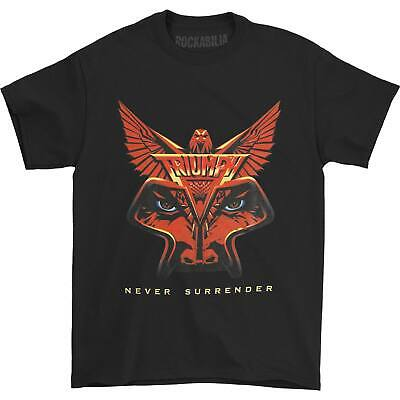 Triumph Men's  Never Surrender T-shirt Black • 15.91£