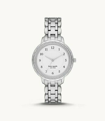 $ CDN137.79 • Buy Kate Spade New York Women's Morningside Stainless Steel Quartz Silver Watch