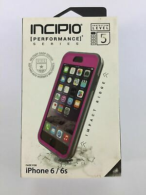 AU16.96 • Buy Incipio Performance Series Phone Case For IPhone 6/6s With Belt Clip AU Sellers
