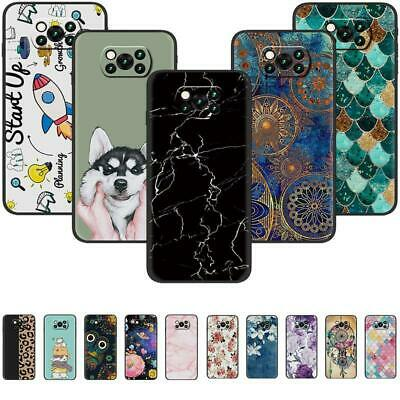 $ CDN5.24 • Buy For Xiaomi Poco X3 NFC/M2 F2 Pro X2 Black Painted TPU Soft Silicone Case Cover