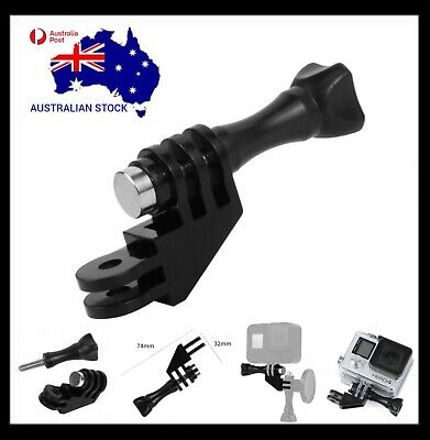 AU14.40 • Buy 90° Elbow Mount Clip For GoPro Hero9, 8, 7, 6, 5, 4, 3 & Other Action Cameras AU
