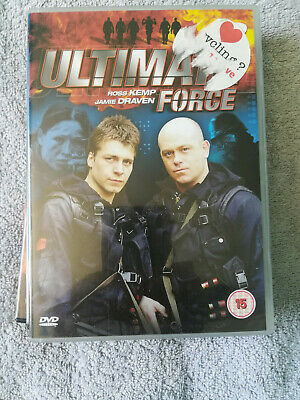 Ultimate Force - Series 2 (DVD, 2005) • 0.90£