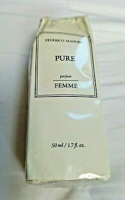 FM 81 Pure Collection Federico Mahora Perfume For Women  - 50ml - New • 8.45£