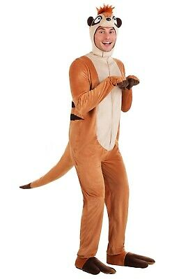 £26.90 • Buy Adult Disney Lion King Timon Meerkat Costume SIZE M (with Defect)