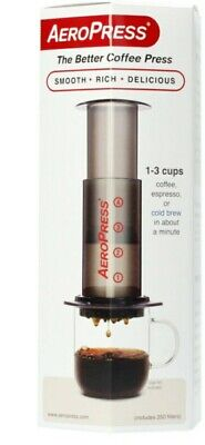 AeroPress Coffee Maker With Filter • 23.30£