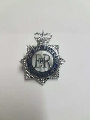 Avon And Somerset Police Cap Badges • 5£