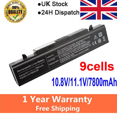 9cell Battery For Samsung NP-R530CE NP-RF711 NP-E352 NP-R519E NP-RC520I NP-R420 • 25.44£