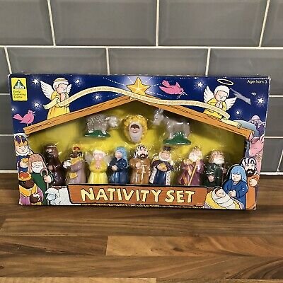 £25 • Buy ELC Nativity Set With Stable Boxed