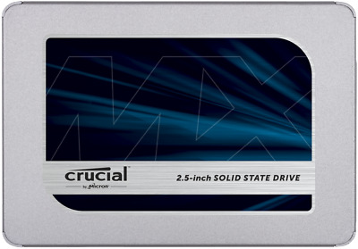 AU90.88 • Buy Crucial MX500 Solid State Drive - 500GB 2.5  SATA SSD